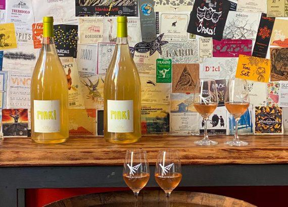 GARAGE: Vinos naturales y tapas de proximidad